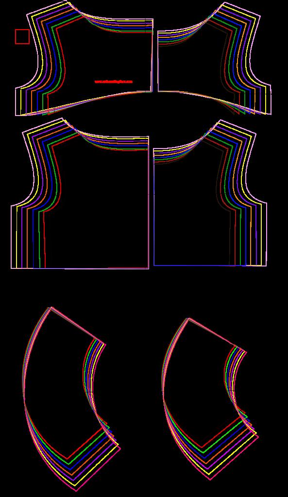Striking image inside free printable sewing patterns pdf