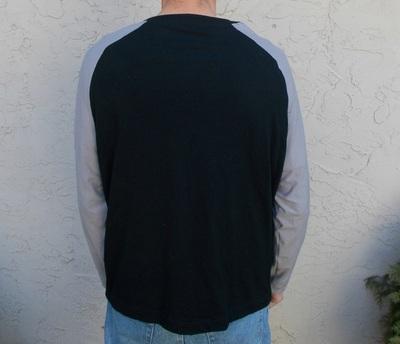 FREE SEWING PATTERN: Raglan T-shirt