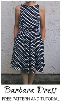FREE SEWING PATTERNS:  Create your own Spring Wardrobe
