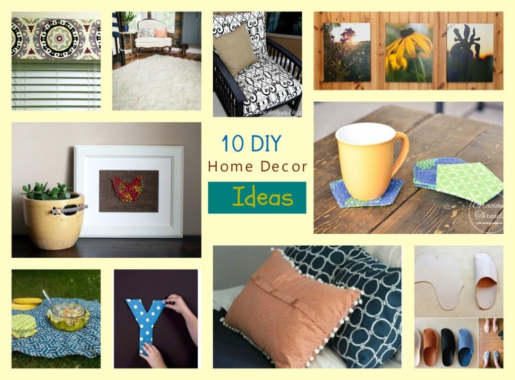 10 diy home decor ideas on the cutting floor printable for Diy home decor