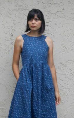 Ayza Dress PDF Pattern