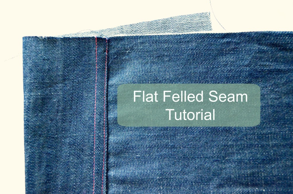 flat felled seam