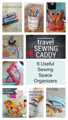 Sewing Space Organizers Pinterest