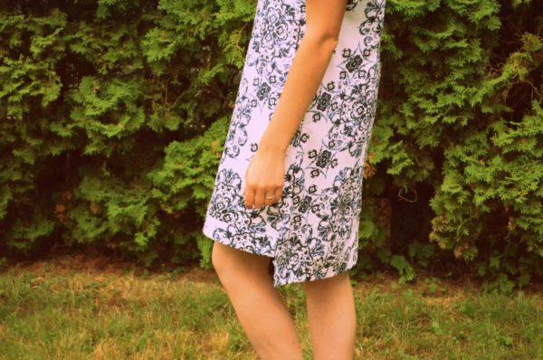 flared dress pattern