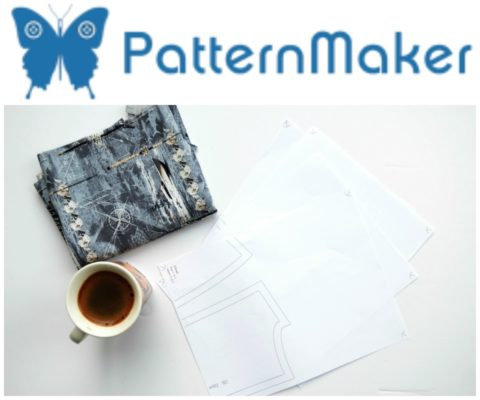 Patternmaker USA Tutorial:  How to fully customized your FREE patterns