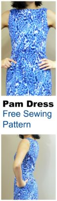 Pam Dress Pattern
