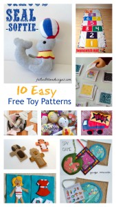 Free Toys sewing roundup by on the cutting floor free sewing patterns and tutorials