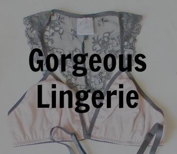 Gorgeous Lingerie