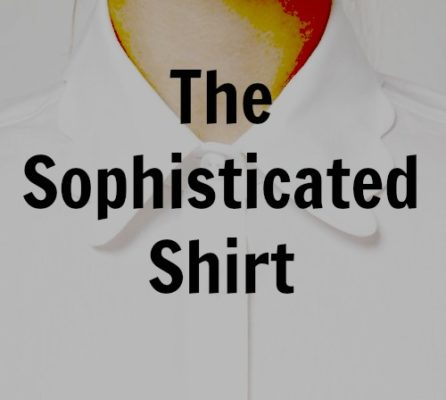 Sophisticated shirt
