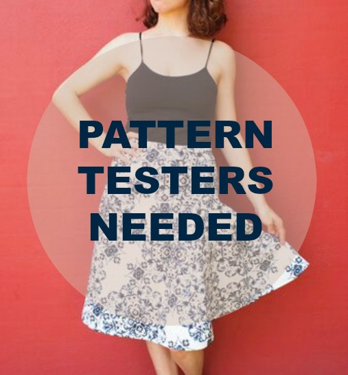 Do you want to be a pattern tester?