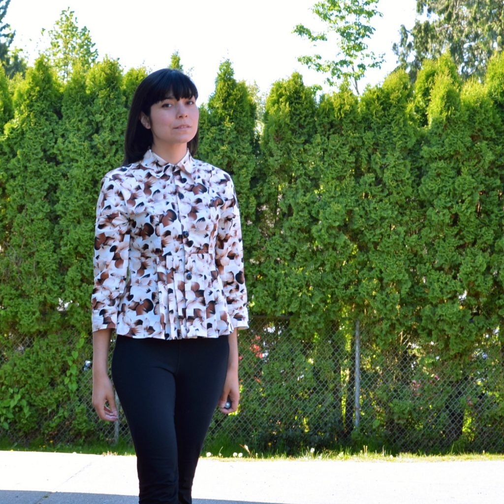 NEW PATTERN RELEASE: The Adeline Dress and shirt pattern