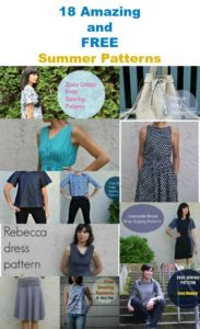 From the Archives: 18 Free summer patterns
