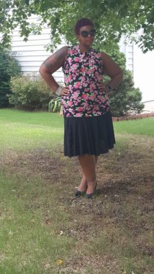 Sarah top and dress pattern: The testers' Roundup
