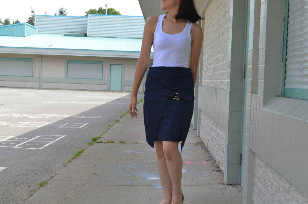 NEW PATTERN FOR SALE: The Addison Skirt