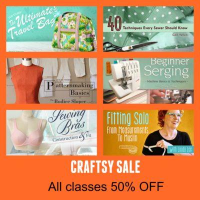 Craftsy sale