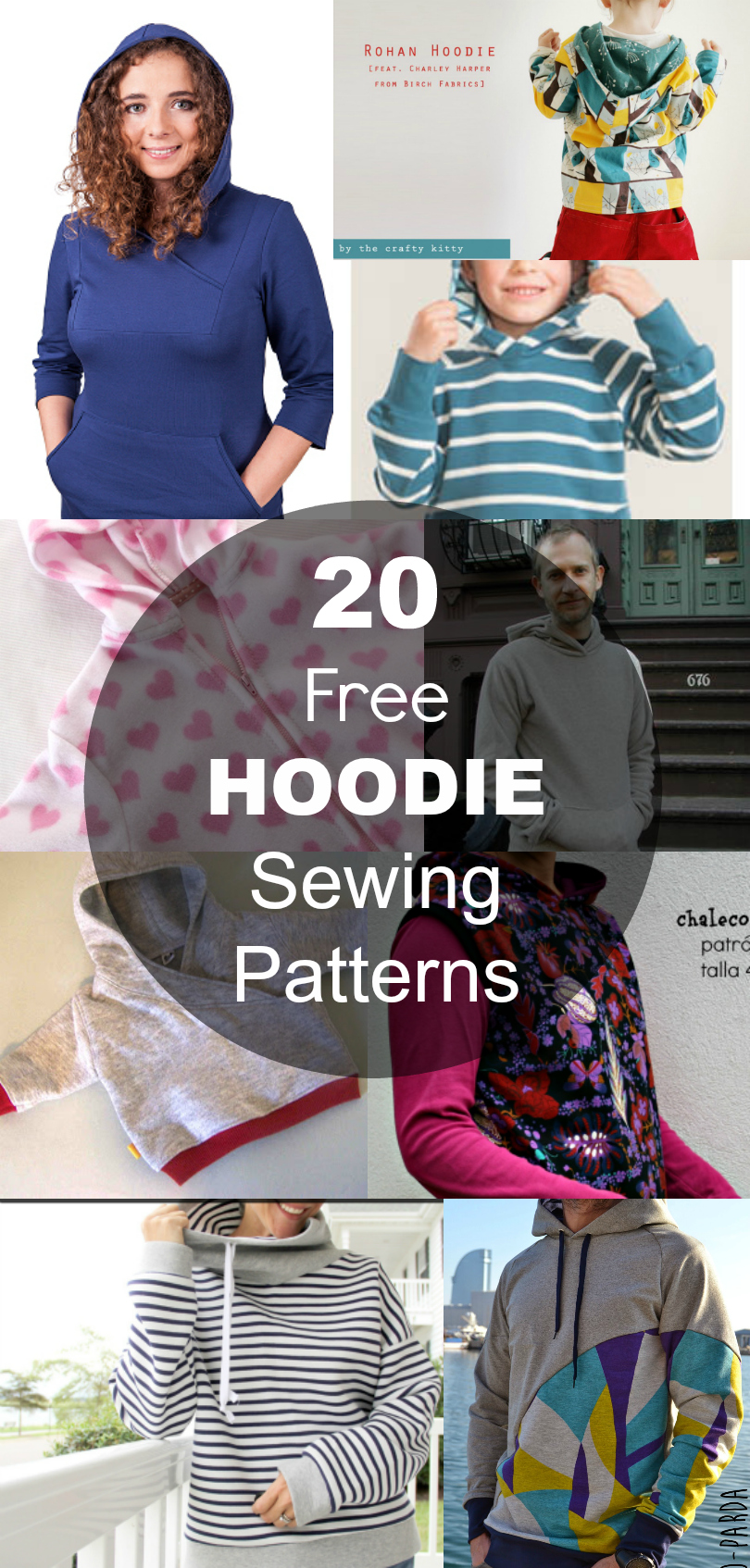 20 hoodie free printable sewing patterns on the cutting floor 20 hoodie free printable sewing patterns jeuxipadfo Choice Image