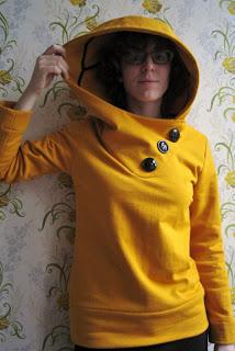 free hoodie sewing tutorial