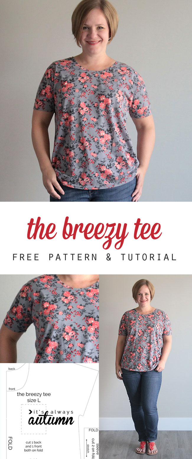 Free Sewing Patterns Spring Wardrobe For Women On The