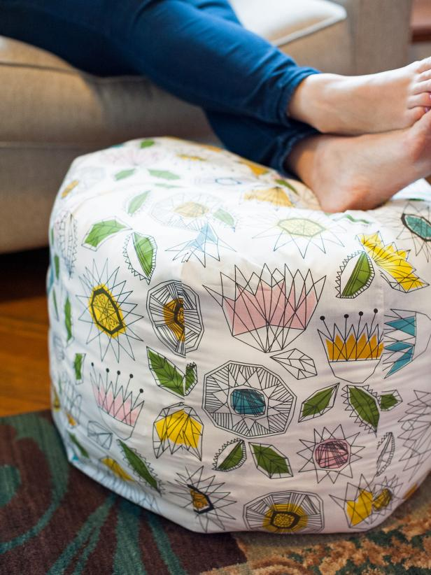 Home Decor Sewing Ideas Part - 16: FREE SEWING PATTERNS: 20+ Home Decor Ideas To Sew