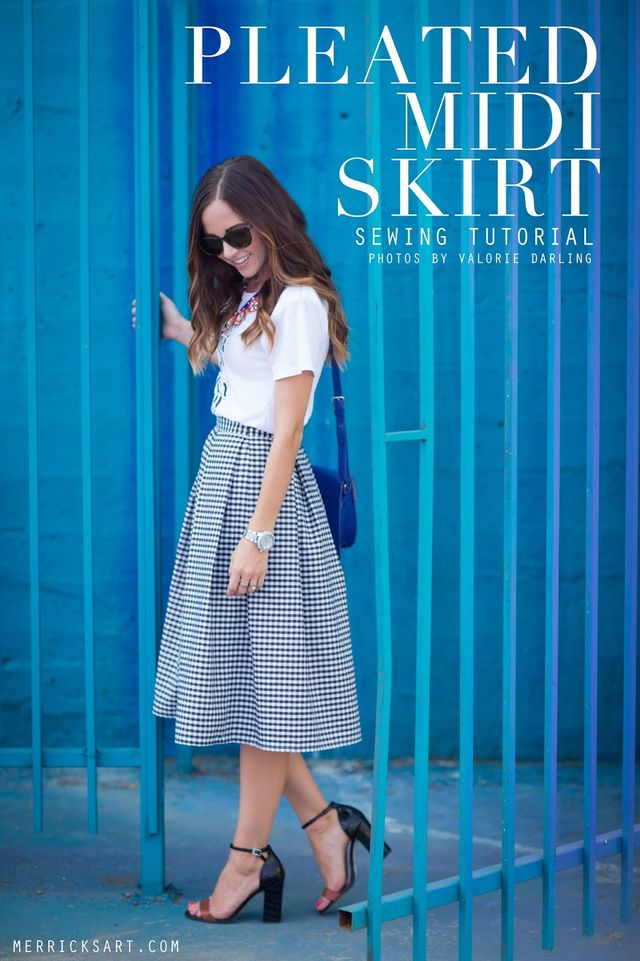 Roundup 15 Easy Free Skirt Patterns On The Cutting