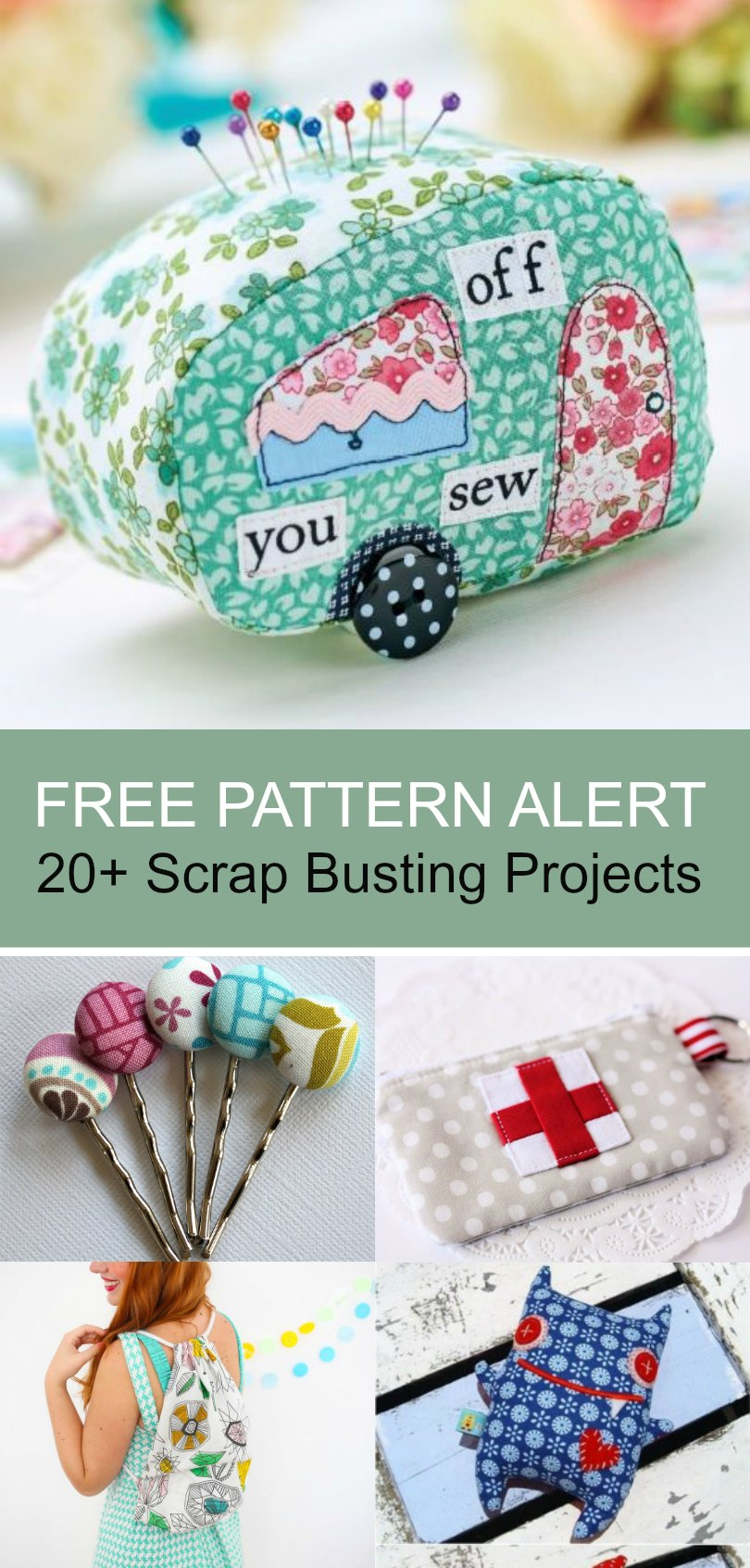 20 Free 12 Granny Square Crochet Patterns: FREE PATTERN ALERT: 20+ Scrap Busting Projects