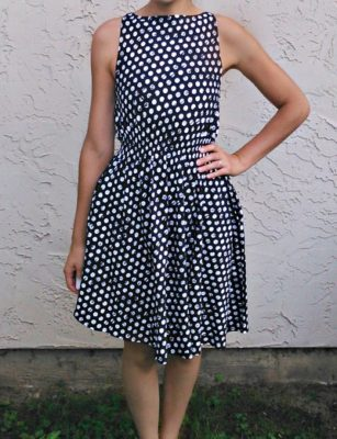 Free Dress Pattern For Beginners Archives On The Cutting Floor