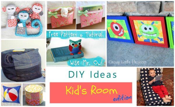 DIY IDEAS: Kid' Edition