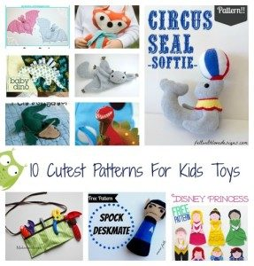 10 Cutest Soft Toys for Kids