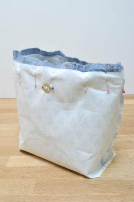 Assemble bag