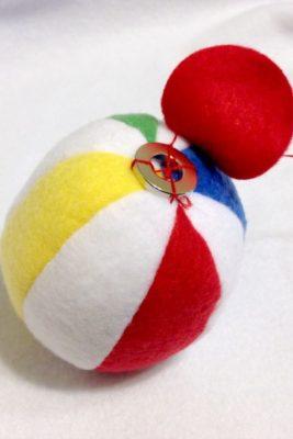 Seal Softie - ball magnet
