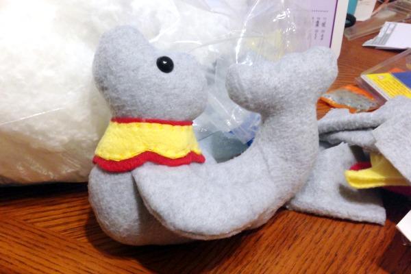 Seal Softie - stuffed