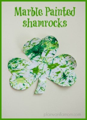 St. Patrick's Crafts Ideas