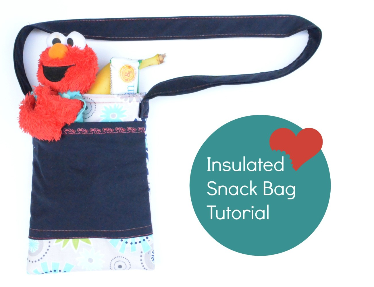 Insulated Snack bag