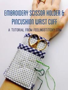 feeling stitchy wrist cuff (1)