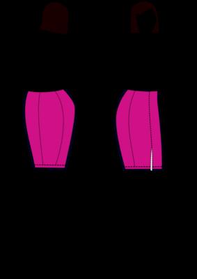 Amy skirt