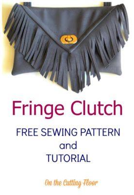 Fringe Clutch Pattern
