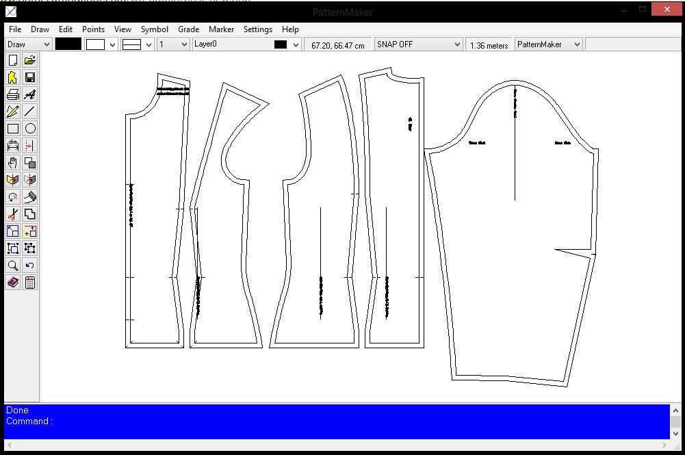 Tutorial PatternMaker USA On The Cutting Floor Printable Pdf Enchanting Pattern Maker