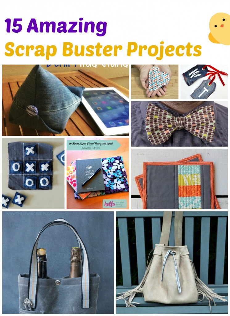 Amazing Scrap Buster Projects