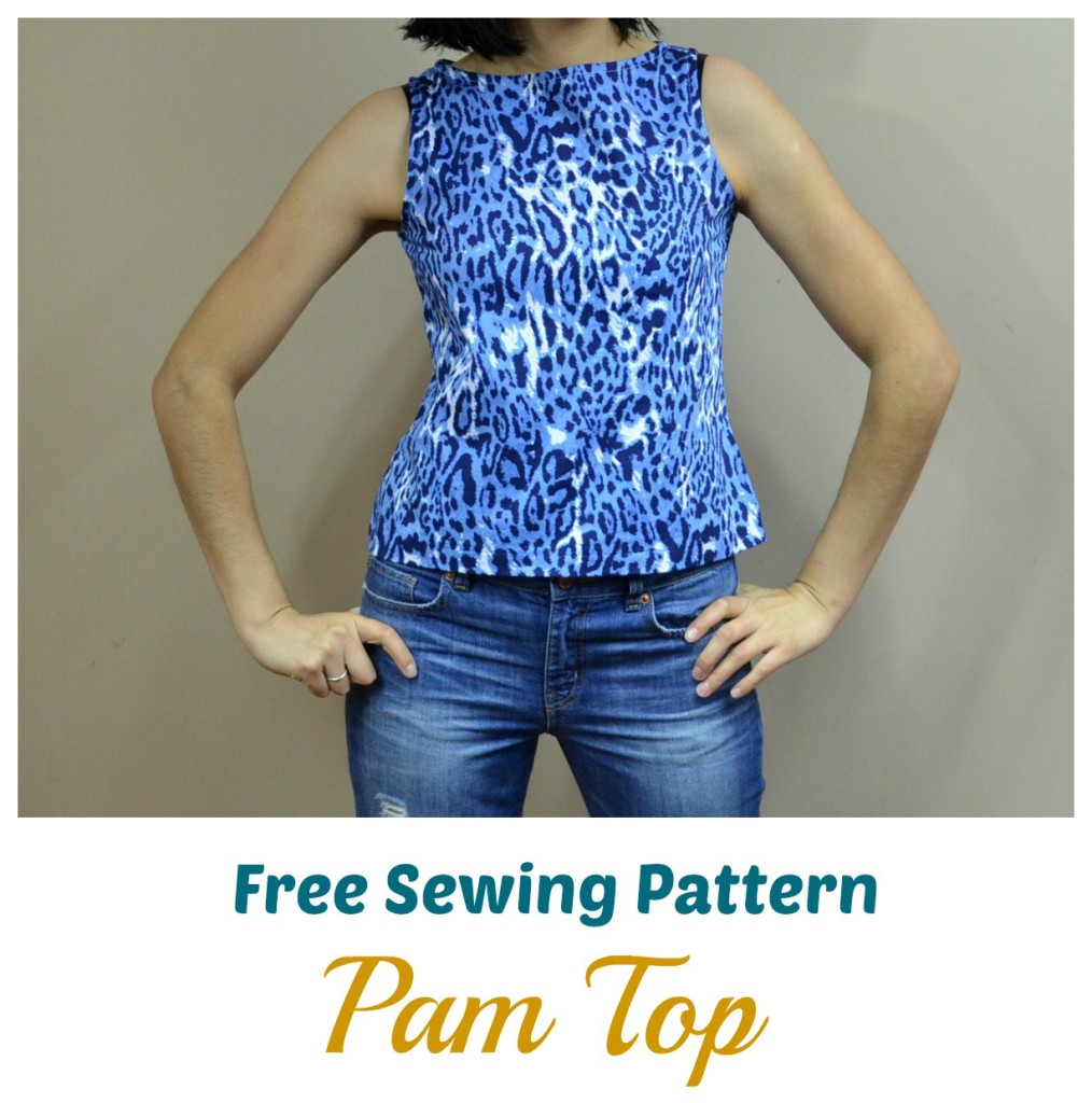 Free sewing pattern pam top on the cutting floor printable pdf free sewing pattern pam top on the cutting floor printable pdf sewing patterns and tutorials for women on the cutting floor printable pdf sewing jeuxipadfo Images