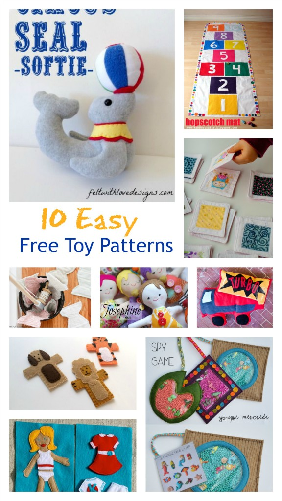 Toys sewing