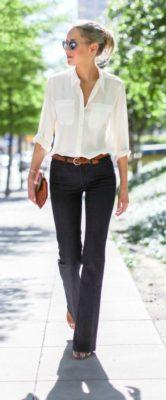 fashion blog for professional women new york city street style work wear