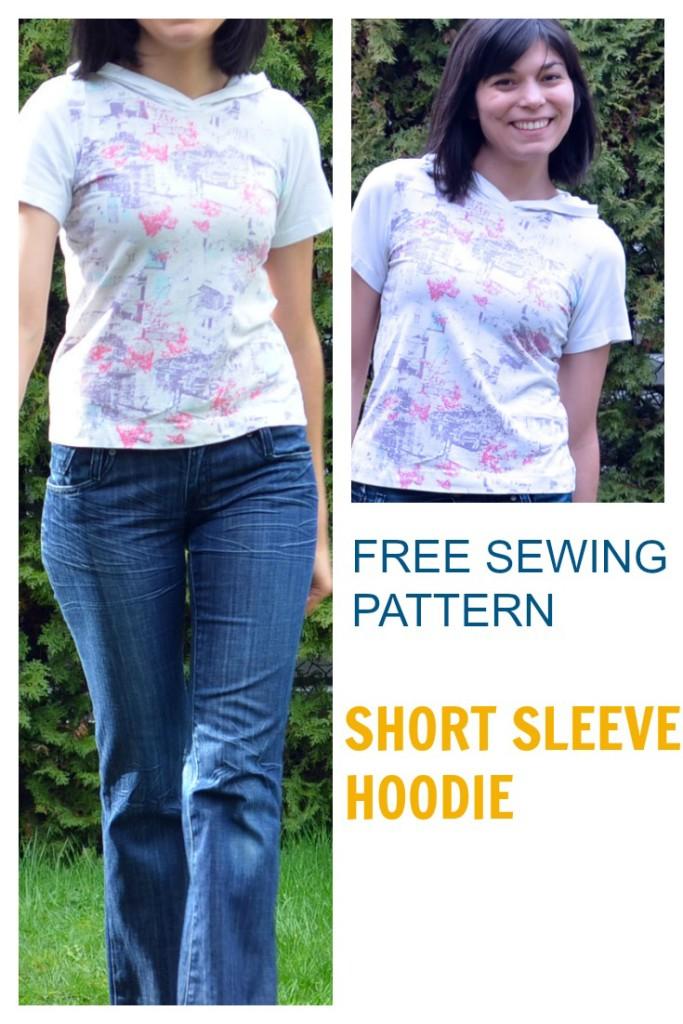 20 Hoodie Free Printable Sewing Patterns On The Cutting Floor