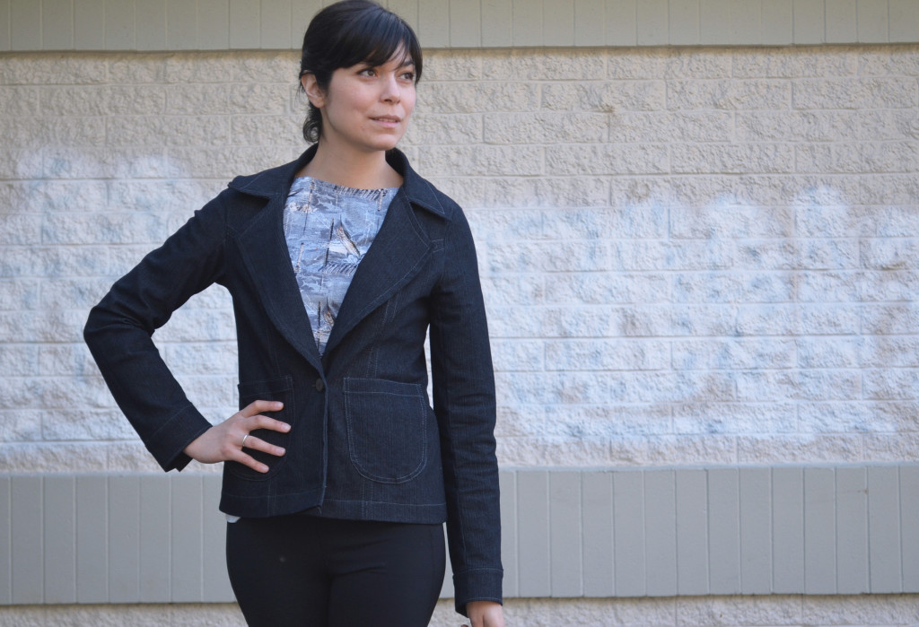 New Pattern for Sale: Santiago Jacket