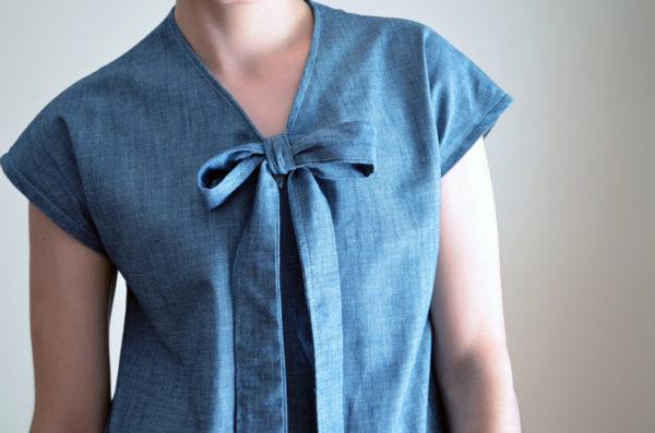 The Necktie Top Pattern