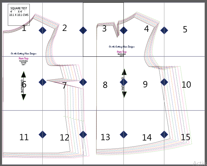 Pattern making Services | On the Cutting Floor: Printable pdf sewing ...