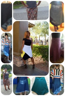 Roundup flora skirt