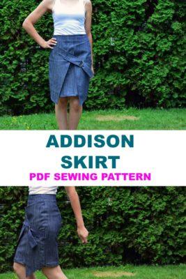 Addison skirt pattern