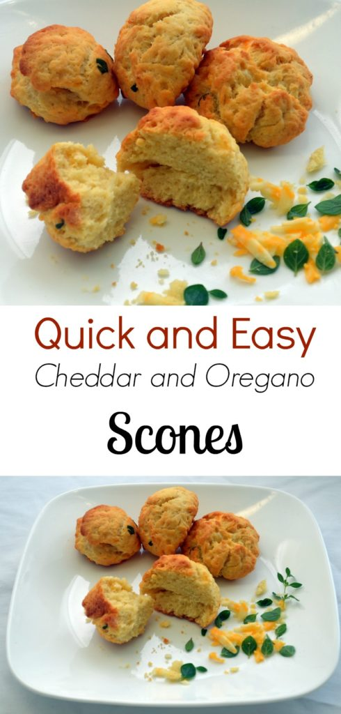 how to make quick and easy scones