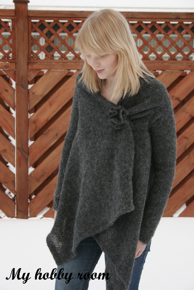 20 Free Patterns For Cardigans And Sweaters On The