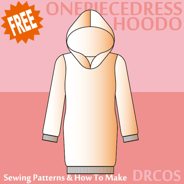 5d95783604b 20 Hoodie Free Printable Sewing Patterns - On the Cutting Floor  Printable  pdf sewing patterns and tutorials for women
